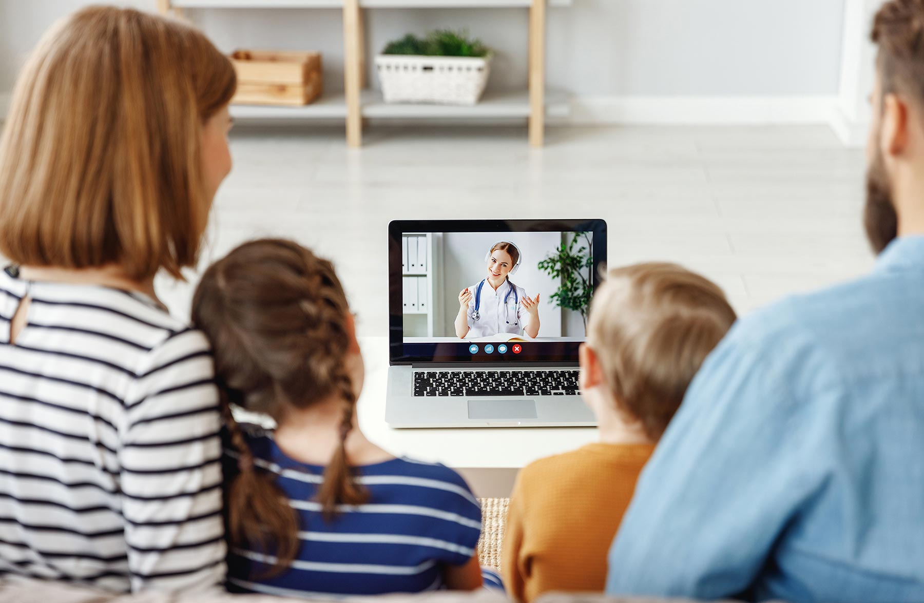 Telehealth Rules Relaxed During Pandemic